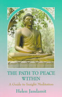 The Path to Peace Within