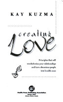 Creating Love Book PDF