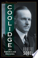 """Coolidge: An American Enigma"" by Robert Sobel"