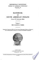 Handbook of South American Indians  The Marginal tribes