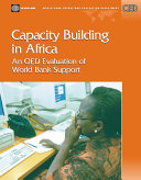 Capacity Building in Africa
