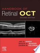Handbook of Retinal OCT  Optical Coherence Tomography E Book