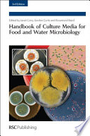 """Handbook of Culture Media for Food and Water Microbiology"" by G. D. W. Curtis, Rosamund M. Baird, Janet E. L. Corry"