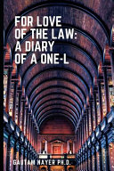For Love of the Law Book PDF
