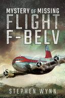 Pdf Mystery of Missing Flight F-BELV Telecharger