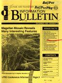 Lunar   Planetary Information Bulletin