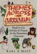 Themes Across the Curriculum
