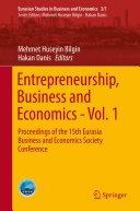 Entrepreneurship  Business and Economics   Vol  1