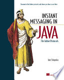 Instant Messaging In Java Book PDF