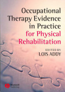 Occupational Therapy Evidence In Practice For Physical Rehabilitation Book PDF