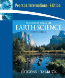 Foundations of Earth Science. Ediz. Internazionale. Per Le Scuole Superiori. Con CD-ROM