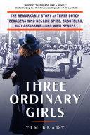 Three Ordinary Girls Pdf/ePub eBook