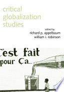 Critical Globalization Studies