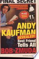 Andy Kaufman Revealed  Book PDF