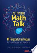 Activating Math Talk
