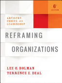 Reframing Organizations Pdf/ePub eBook