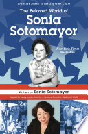 The Beloved World of Sonia Sotomayor Book