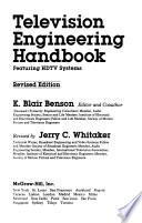 Television engineering handbook