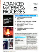 Advanced Materials Processes Book PDF