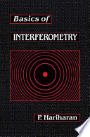 Basics Of Interferometry Book PDF