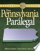 The Pennsylvania Paralegal