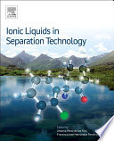 Ionic Liquids In Separation Technology Book PDF