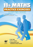 11+ Maths Practice Exercises Answer Book