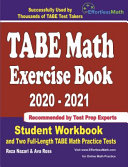 TABE Math Exercise Book 2020 2021