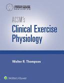 ACSM's Clinical Exercise Physiology [Pdf/ePub] eBook