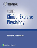 Acsm S Clinical Exercise Physiology Book PDF