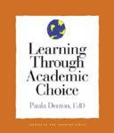Learning Through Academic Choice