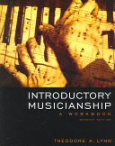 Introductory Musicianship  A Workbook