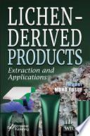 Lichen Derived Products