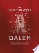 Doctor Who  Dalek Combat Training Manual Book PDF