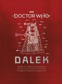 Doctor Who: Dalek Combat Training Manual [Pdf/ePub] eBook