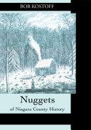 Nuggets of Niagara County History