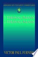 Abingdon New Testament Commentaries 1 2 Thessalonians