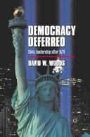 Democracy Deferred Pdf/ePub eBook