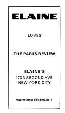 Pdf The Paris Review