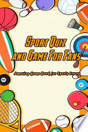 Sport Quiz and Game For Fans