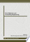 Civil  Materials and Computing Engineering