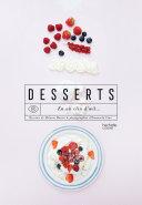 Pdf Desserts en un clin d'oeil Telecharger