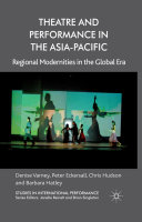 Theatre and Performance in the Asia-Pacific Pdf/ePub eBook