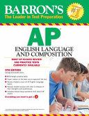 Barron s AP English Language and Composition  5th Edition