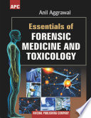 APC Essentials of Forensic Medicine and Toxicology Book
