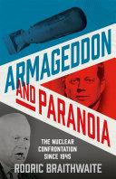 Pdf Armageddon and Paranoia Telecharger