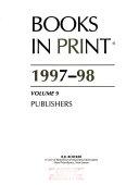 Pdf Books in Print 1997-98
