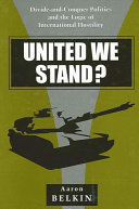 United We Stand? Pdf