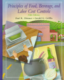 Principles of Food  Beverage  and Labor Cost Controls for Hotels and Restaurants