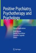 Positive Psychiatry, Psychotherapy and Psychology Pdf/ePub eBook